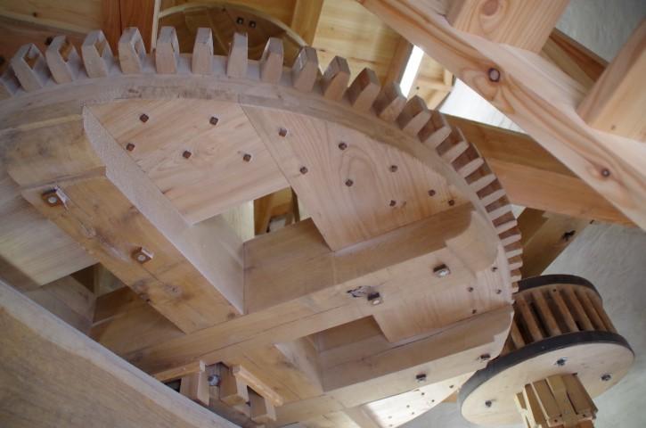 houten mechaniek